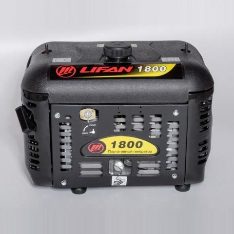 products/Генератор Lifan 1800 (220 В, 1.2/1.3 кВт)