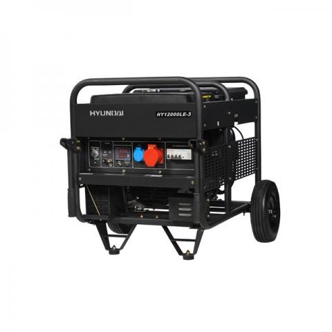 products/Бензиновый генератор Hyundai HY 12000LE-3