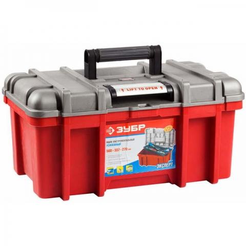 products/Пластиковый ящик для инструмента Зубр ИСТРА-22 Профессионал (арт. 38132-22_z01)
