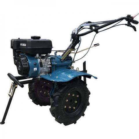 products/Бензиновый культиватор с комплектом колес Hyundai T 1300
