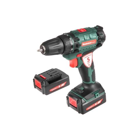 products/Дрель аккумуляторная HAMMER ACD120Li (арт. 583431)