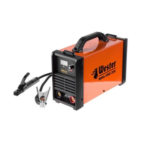 products/Сварочный аппарат WESTER MMA-VRD 200 (арт. 284338)