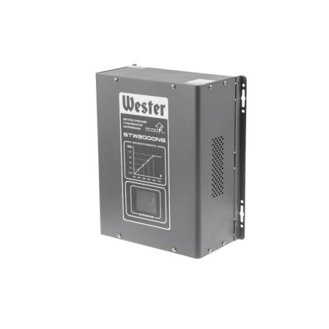 products/Стабилизатор напряжения WESTER STW3000NS
