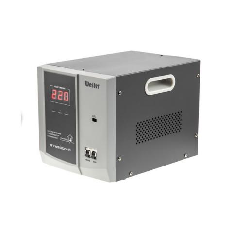 products/Стабилизатор напряжения WESTER STW5000NP