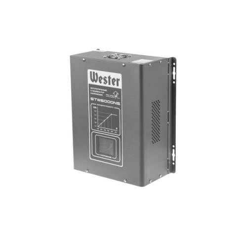 products/Стабилизатор напряжения WESTER STW5000NS