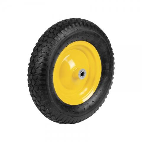 products/Колесо для тачки пневматическое 360 мм GRINDA (арт. 422407)