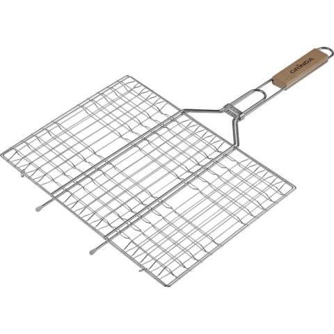 products/Решетка-гриль Barbecue плоская GRINDA (арт. 424702)