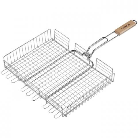 products/Решетка-гриль Barbecue объемная GRINDA (арт. 424711)