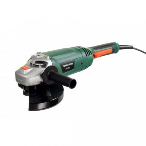 products/Угловая шлифовальная машина Favourite FG 2300 (2300Вт, ф230мм, 6300об/мин)