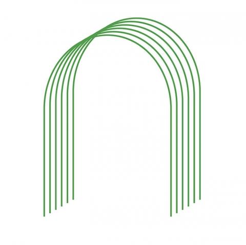 products/Дуги для парника GRINDA, покрытие ПВХ, 2,5м, 6шт (арт. 422309-100-095)