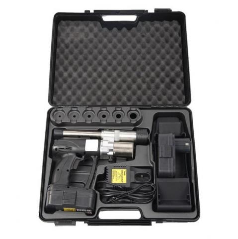 """products/Пресс-инструмент электрический, для труб, в пластиковом кейсе, ЗУБР """"ШиреФит"""" 51615"""