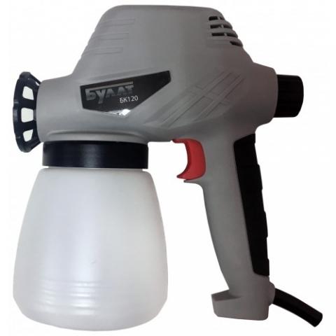 products/Краскопульт Булат БК 120 (120Вт, 800мл, 280мл/мин)