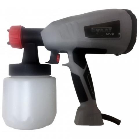 products/Краскопульт Булат БК 500 (500Вт, 800мл, 800мл/мин)