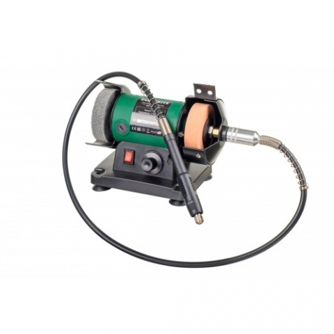 products/Точильный станок Favourite BG 75/150 (150Вт, ф75мм*10мм*ф10мм, 0-9900об/мин)