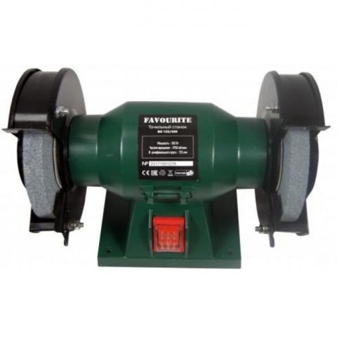 products/Точильный станок Favourite BG 150/280 (280Вт, ф150мм, 2950об/мин)