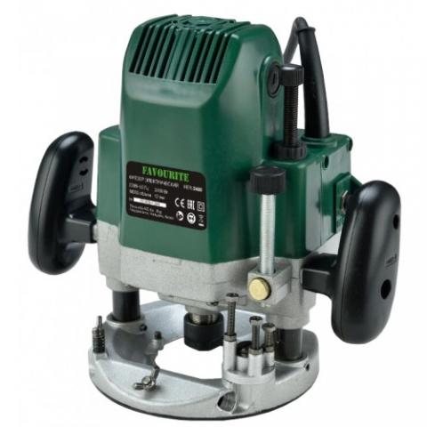 products/Фрезер электрический Favourite FER 2400 (2400Вт, цанга12мм, 18000об/мин)