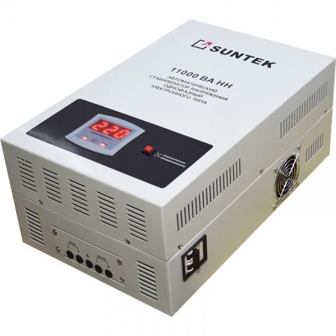 products/Релейный стабилизатор пониженного напряжения SUNTEK 11000ВА-НН, 90-285В, 3 года гарантии