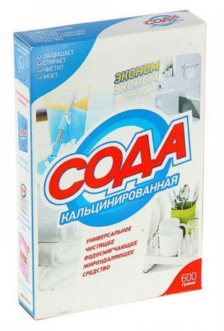 products/Сода кальцинированная 600 гр, Факел арт. 87472827