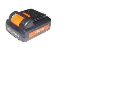 products/Аккумулятор Sturm CD3212L 12 В, 2,0 Ач