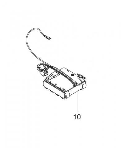 products/Аккумулятор Li-Ion, 14.4 В, 2.0 А/час для Gardena SmallCut Li-23R, 09822-00.620.00