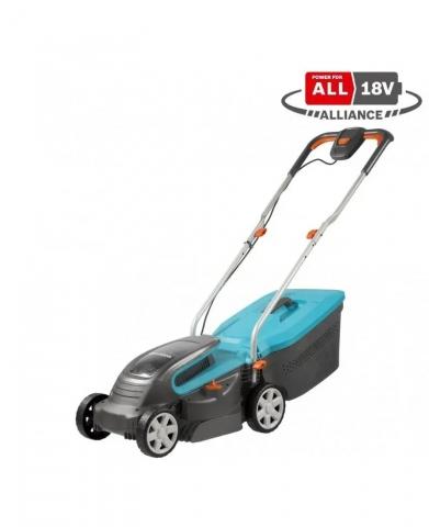 products/Аккумуляторная газонокосилка Gardena PowerMax 3236V P4A 14621-55.000.00