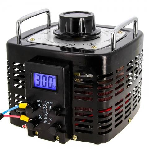 products/Автотрансформатор ЛАТР SUNTEK 5000 ВА диапазон 0-300 Вольт (20А), 2 года гарантии