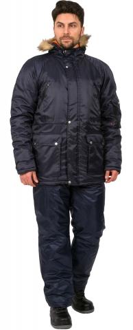 products/Куртка зимняя Аляска (тк.Оксфорд), т.синий