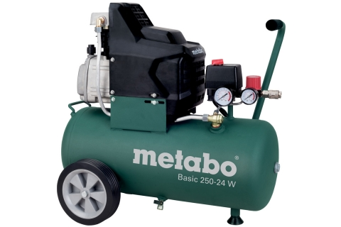 products/Масляный компрессор Metabo Basic 250-24 W 601533000