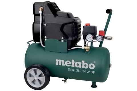 products/Безмасляный компрессор Metabo Basic 250-24 W OF 601532000