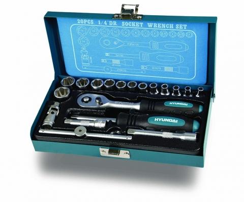 products/Универсальный набор инструмента 20 предметов Hyundai K 20