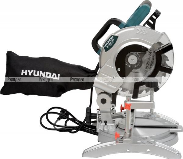 Торцовочная пила Hyundai M 1500-210