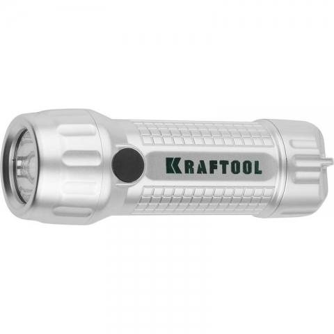 products/Фонарь KRAFTOOL ручной светодиодный, магнит, 3AAA, 3Вт, 56760