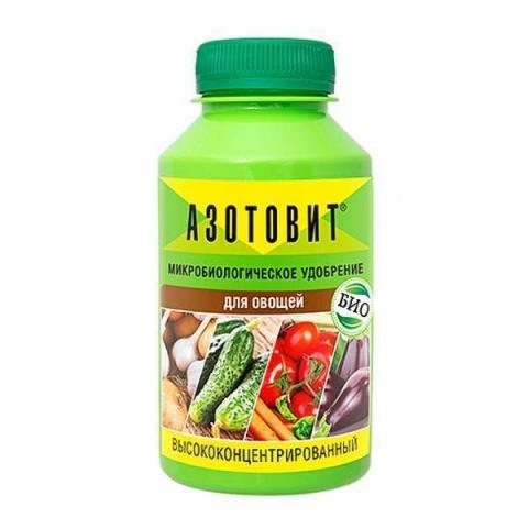 products/Биоудобрение Азотовит 220мл для овощей арт. А10418