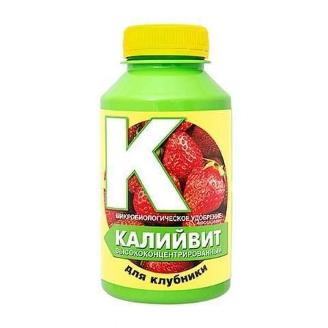 products/Биоудобрение Калийвит 220мл для клубники арт. К50010
