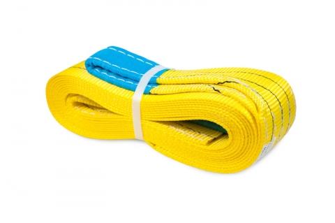 products/Буксир текстильный ленточный 10,0 т 6,0 м (петля-петля), TOR, 1002518