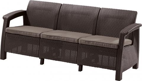 "products/Диван ""Corfu love seat max"" Allibert  (арт. 17197959)"