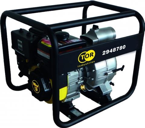 products/Мотопомпа бензиновая для грязной воды TOR TR30T 78 м3/час, 2948780
