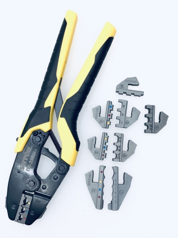products/Набор электрика ОВАЛ: ПК-25БМ+ матрицы A, A1, A2, A3, A5, 6 пр, в сумке SHTOK 07048