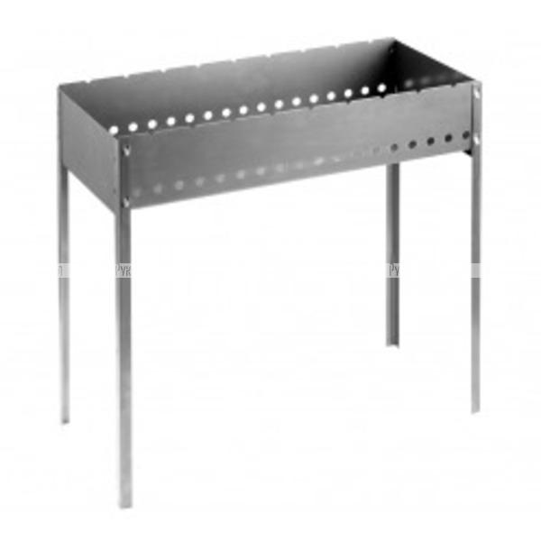 Мангал Barbecue, сталь, 700х300х700 мм GRINDA (арт. 427783)