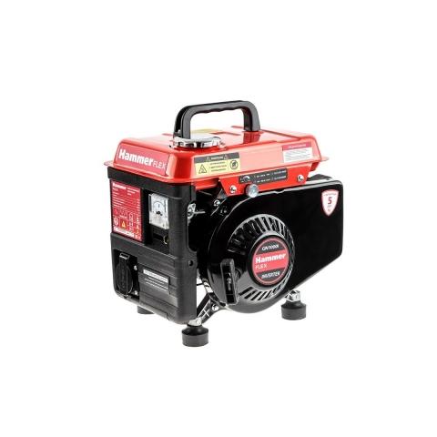 products/Генератор бензиновый HAMMER GN1000i (арт. 509744)