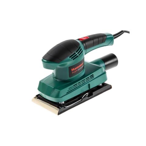 products/Машинка шлифовальная плоская (вибрационная) HAMMER PSM150 (арт. 378331)