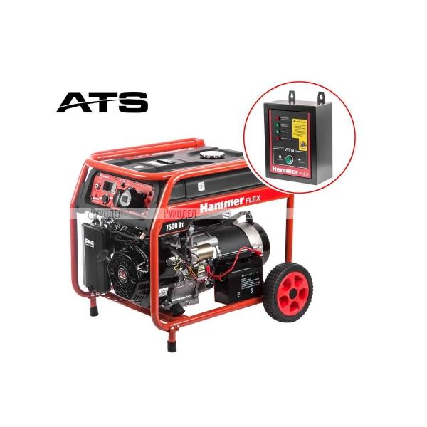 Бензиновый генератор хаммер 3000 сварочного аппарата на водороде