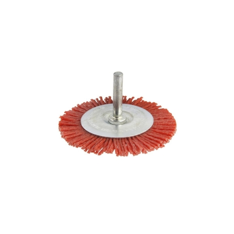 products/Кордщетка HAMMER 207-213 75*0,5*d6 радиальная нейлоновая (арт. 62129)