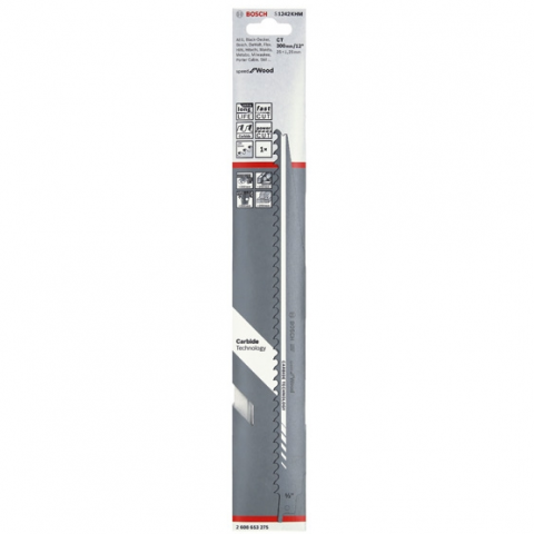 products/Сабельная пилка Bosch S1242KHM Speed for Wood (арт. 2608653275)