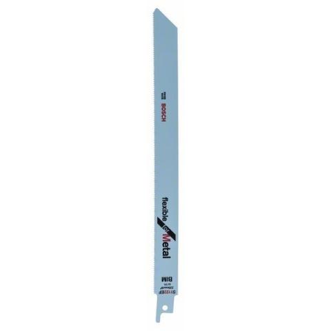 products/Биметаллические сабельные пилки 2 шт., Bosch S 1122 EF Flexible for Metal (арт. 2609256708)