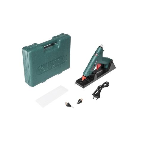 products/Пистолет клеевой HAMMER GN-06, клеевые стержни 11,2мм (арт. 273271)