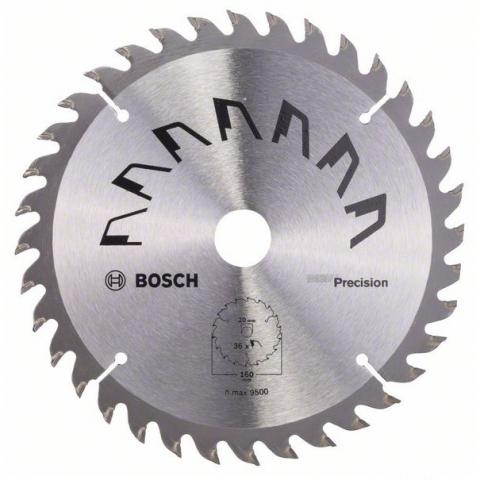 products/Пильный диск PRECISION 160х20/16 мм 36 DIY (арт. 2609256856)