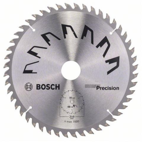products/Пильный диск PRECISION 210x30 мм 48 DIY (арт. 2609256873)