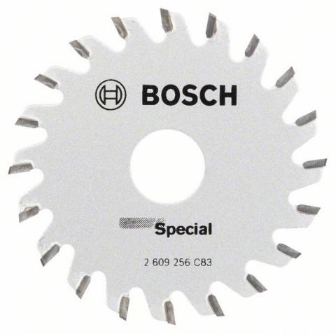 products/Пильный диск SPECIAL 65x15 мм 20 PKS 16 Multi DIY (арт. 2609256C83)