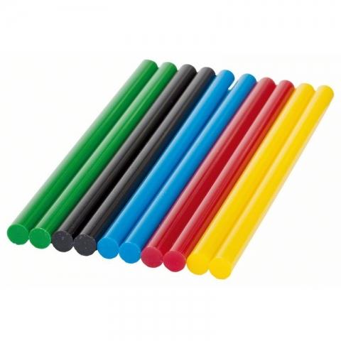 products/Клеевые стержни цветные 7 мм (10 шт.) (арт. 2609256D30)